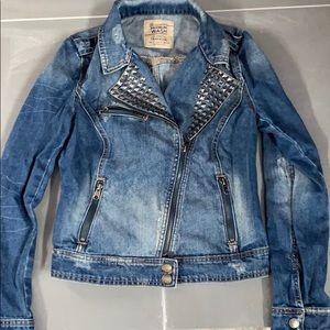 Zara jean jacket